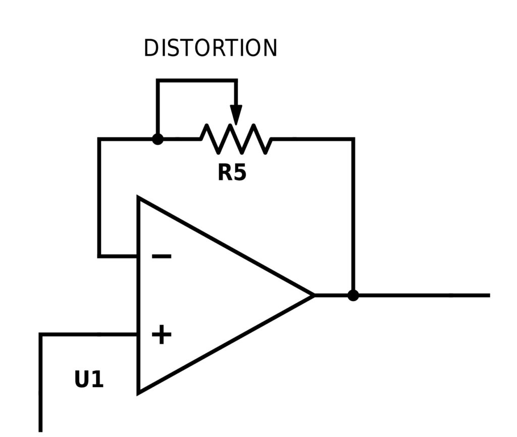 Notch Filter Using An Op Amp As A Gyrator Circuit Diagram