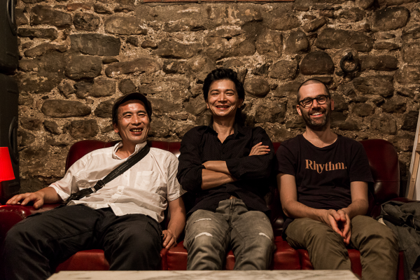 Olivier Jambois Trio 1